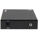 StarTech ET91000SM10 Gigabit Ethernet Copper-to-Fiber Media Converter - SM LC - 6.2 Miles