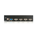 StarTech SV431DUSB 4 Port 1U Rackmount USB PS/2 KVM Switch with OSD