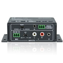 TechLogix TL-A8O-20W Audio Mixer/Amp for In-Room Audio - 20W