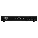 Tripp Lite B002-DUA4 4-Port Secure KVM Switch DVI / USB Audio NIAP EAL2 TAA GSA