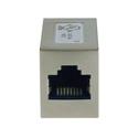 Tripp Lite N032-001 Cat5e Straight Through Modular Shielded In-Line Coupler (RJ45 F/F)
