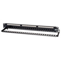Tripp Lite N054-024 24 Port Cat5e Feedthrough Patch Panel