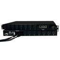Tripp Lite PDUMH20ATNET PDU Switched ATS 120V 20A 5-15/20R 16 Outlet L5-20P Horizontal