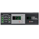 Tripp Lite PDUMNH30HVAT 5.8kW Single-Phase 208/240V ATS/Monitored PDU L6-30R Outlet 2 L6-30P Inputs 1U Rackmount