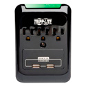 Tripp Lite SK30USB 3-Outlet 540 Joules Protect It Surge Suppressor- USB Charger