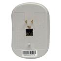 Tripp Lite SK5TEL-0 Surge Protector Wallmount Direct Plug In 5 Outlet RJ11 1080 Joule