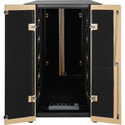 Tripp Lite SRQ24U 24U Soundproof Rack Enclosure Server Cabinet - Quiet Acoustic