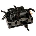 Tripp Lite TLP606RNET 6-Outlet Surge Suppressor- 6-Ft Cord & 1-Line Coaxial