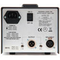 Universal Audio Solo610 Classic Tube Single Channel Mic Pre/DI