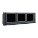 Ward-Beck VMS560-3HD Triple 5.6 Inch LCD Video Monitoring System