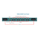 Wohler VMDA-SUM8 8-Channel Analog/Digital Continuity Monitor