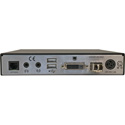 Adder XD150FX-MMUS KVM DVI Video Extender with USB2.0 Over a Single Duplex Fiber Cable - Multimode - Bstock (Used)