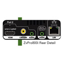 ZeeVee ZvPro 820i HD Video and Digital Signage Over Coax With Simultaneous Video-over-IP Streaming - 2 HDMI