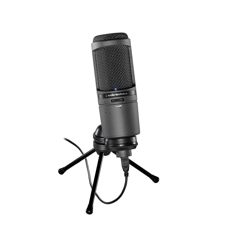 Audio-Technica AT2020USBi Cardioid Condenser Microphone ...