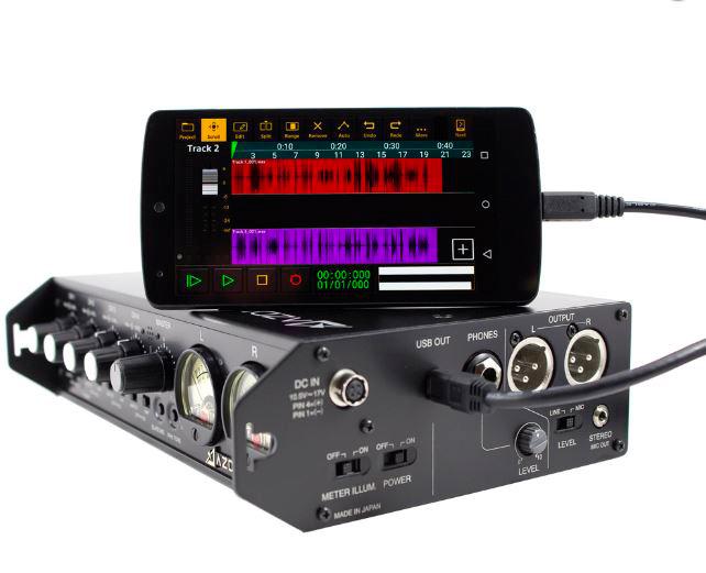azden fmx 42u professional portable mixer with usb output 4 xlr input 2 xlr ouput. Black Bedroom Furniture Sets. Home Design Ideas