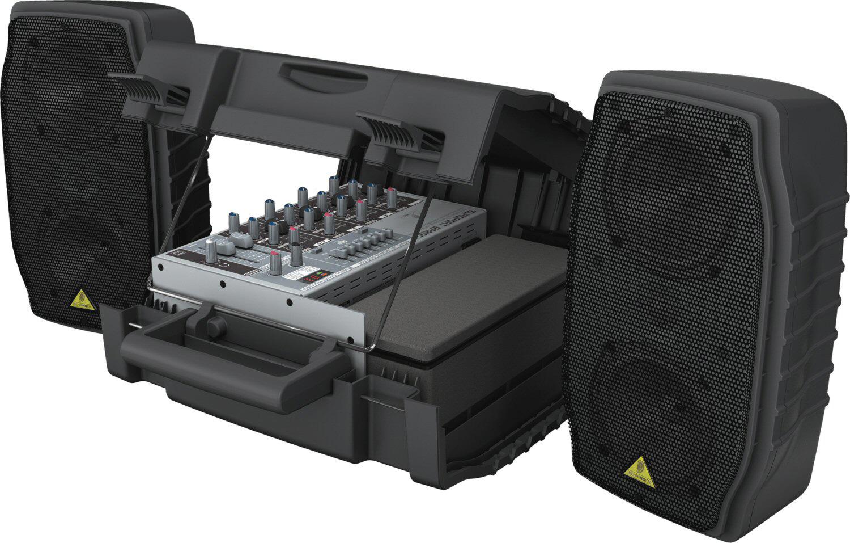 Behringer Europort Epa150 Ultra Compact 150 Watt 5 Channel