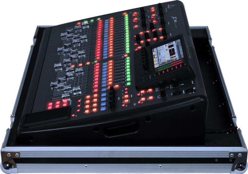 behringer x32 tp compact digital mixer touring package includes case. Black Bedroom Furniture Sets. Home Design Ideas