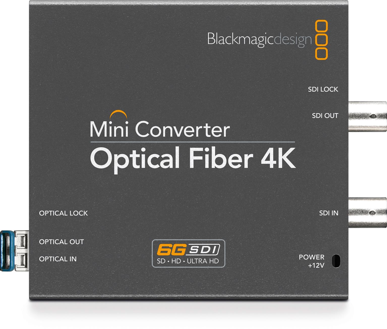 Blackmagic Convmbshdmi4k2 Quad Link Mini Converter Sdi To