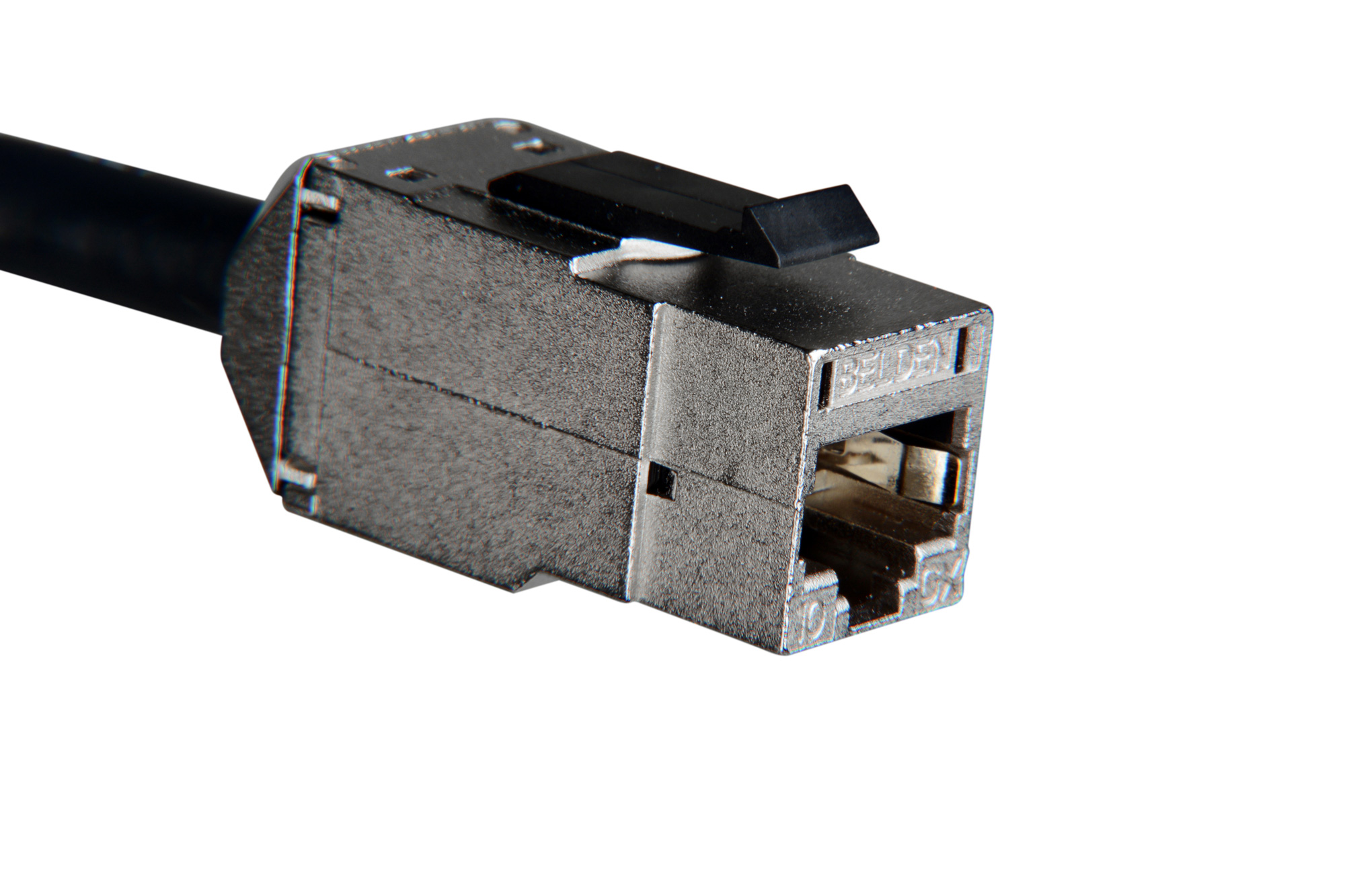 Laird CAT6A-REVMF Belden CAT6A & REVConnect RJ45 Male to Female PoE ...