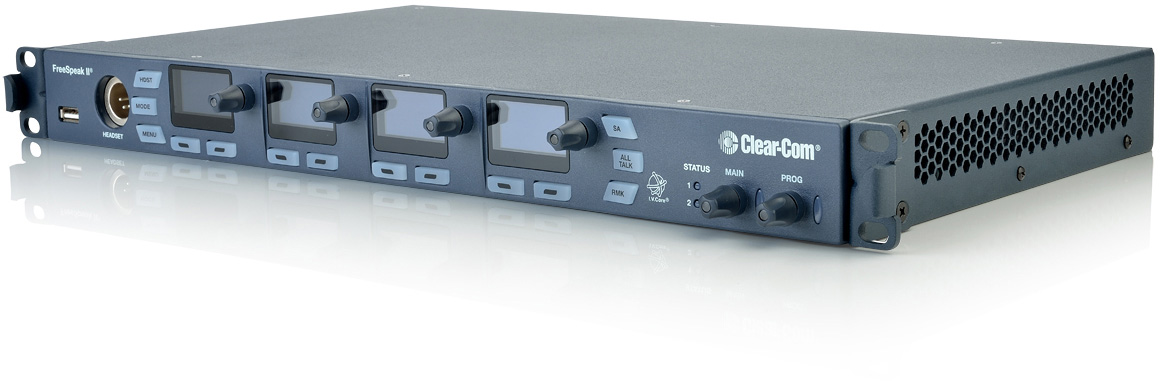 Clear Com Fsii Base Ii 5 Fs Ii Freespeak Ii Base Station