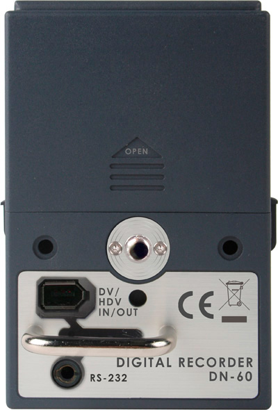 Datavideo Dn 60 Dv Hdv Solid State Cf Card Recorder