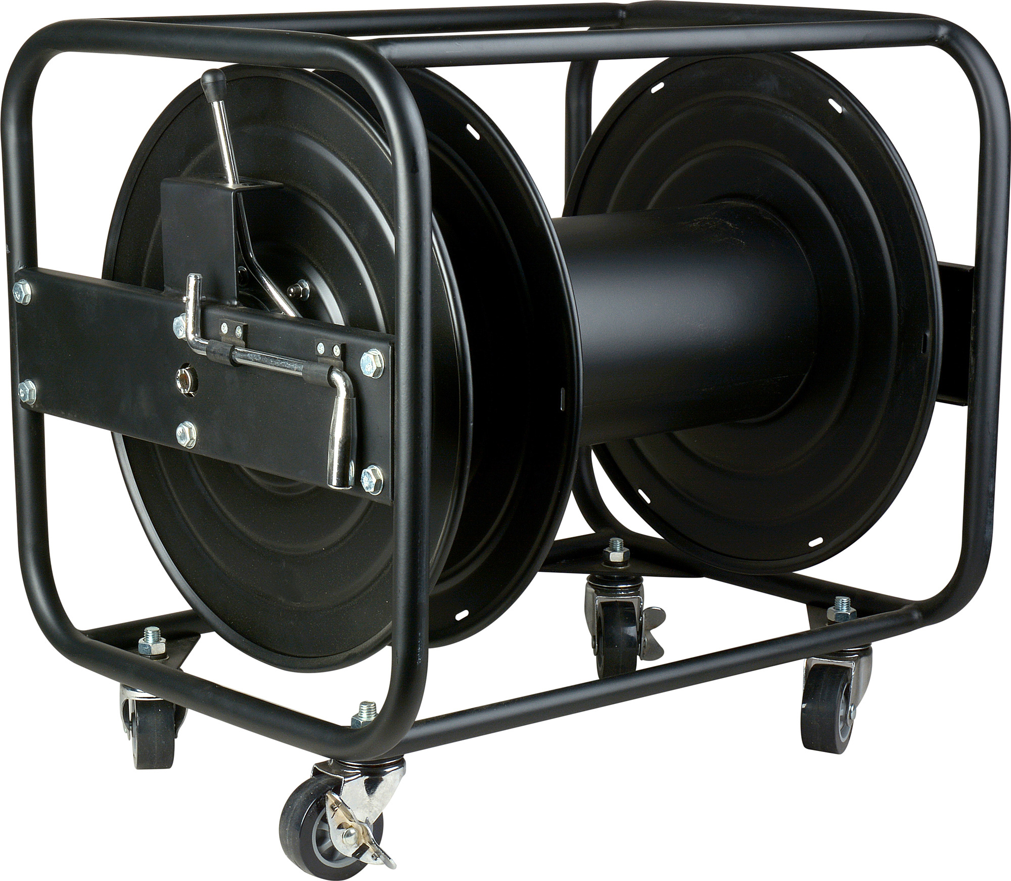 Cable Reels Product : Jackreel xl high capacity broadcast cable fiber optic