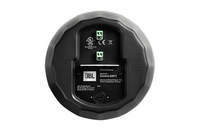 Jbl c65pt compact full range pendant speaker black pair mozeypictures Gallery