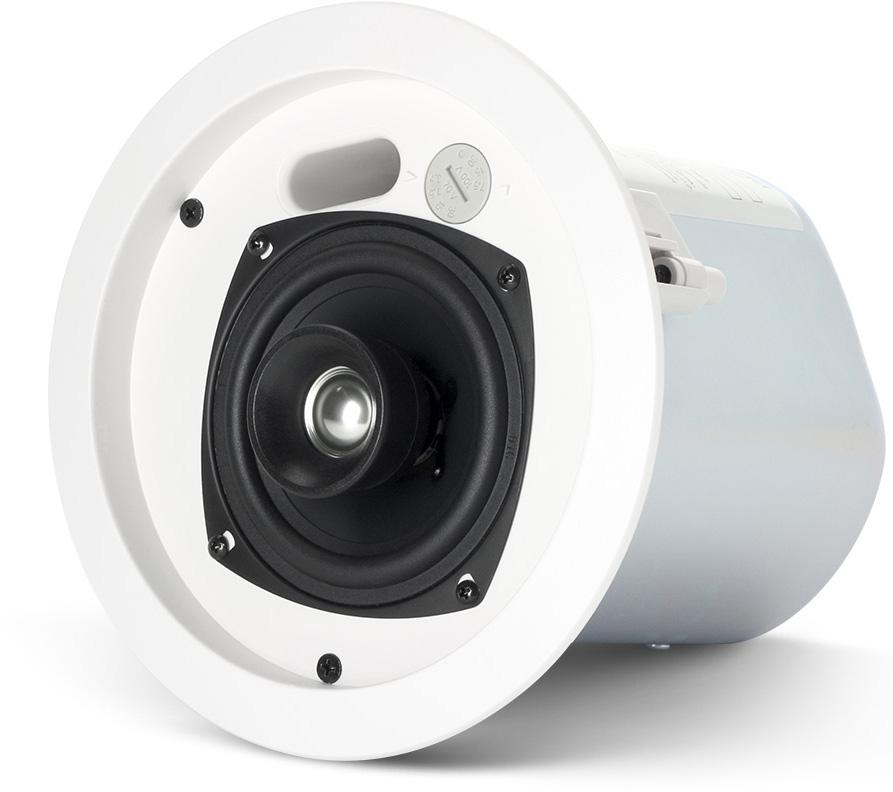 Jbl Control 24ct 4in Two Way Vented Ceiling Speaker