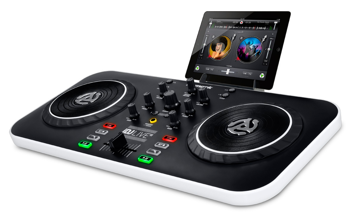 Numark Idj Live Ii Dj Software Controller For Ipad Iphone