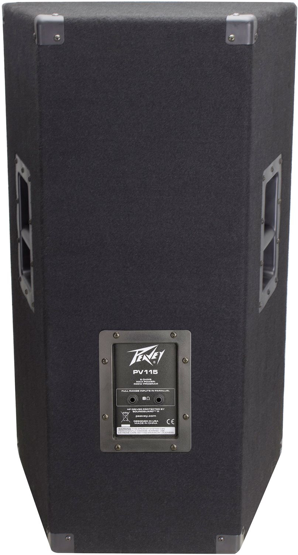 Peavey Pv115 2 Way 15 Inch Speaker Cabinet