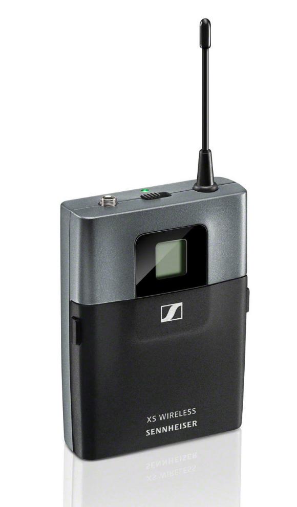 sennheiser wireless lavalier system with me 2 lapel mic bodypk transmitter and true diversity. Black Bedroom Furniture Sets. Home Design Ideas