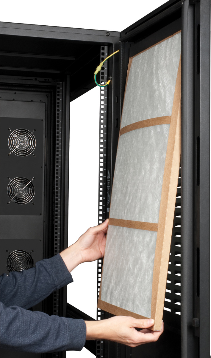 Tripp Lite Sr42ubeis 42u Rack Enclosure Server Cabinet