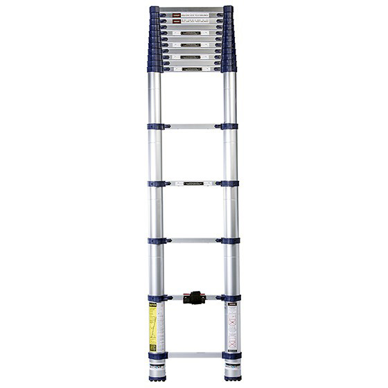 Xtend Amp Climb 785p 15 5 Ft Telescoping Ladder