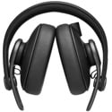 AKG K371BT Over-Ear / Closed-Back Foldable Professional Studio Headphones with Bluetooth