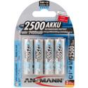 Ansmann 5035442 Mignon Plus Rechargeable Batteries 2100mAh - Pack of 4