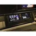Atomos Shogun Studio - All-In-One 4K/HD 2 Channel Dual 7 Inch 3RU Rack Recorder / Monitor / Playback Deck