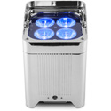 Chauvet WELLFITX6 10W Wash LED Fixture with Charging Case (6-Pack)