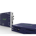 Digital Forecast Bridge1000 AH Composite Analog with Analog Audio L/R to 3G/HD/SD SDI to HDMI Converter