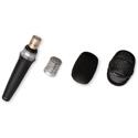 DPA 2028-B-SE2 d:facto 2028 Supercardiod Vocal Mic - SE2 Adapter (Sennheiser 2000/6000/9000/Evolution/D1) (Black)