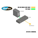 Gefen EXT-DVI-2-HDSDISSL DVI to HD-SDI Single Link Scaler Box
