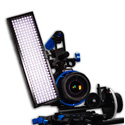 FloLight LED-256-PTS Microbeam 256 - 3200K Spot Panasonic Mount