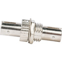 ST to ST Fiber Adapter Simplex / Multimode with PB Sleeve & Metal Thread