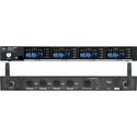 Galaxy Audio DHXR4N DHX Four Channel Wireless Receiver - Code N (518 - 542 MHz)