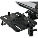 iKan PT-ELITE-LS-RC Elite Universal Tablet & iPad Teleprompter for Light Stand with Elite Remote Control