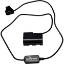 IndiPro MS98LP Micro-Series V-Mount 98Wh Li-ion Battery D-Tap Power Cable and Charger Kit - for Canon LP-E6 Battery