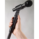 K&M 26200 One-Hand Microphone Stand