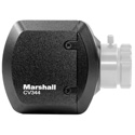 Marshall CV344 Compact HD Camera (3G/HD-SDI) - RS485 Adjustable and Audio - with CS Lens Mount (sold separately)