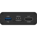 Magewell 64140 Pro Convert H.264 or H.265 to HDMI 4K Stand Alone IP Stream Decoder
