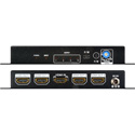 Ocean Matrix OMX-HDMI2E-1X4 1x4 4K UHD HDR HDMI 2.0 Splitter Distribution Amplifier with EDID Control