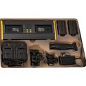 ikan OYB240-2PT-KIT Onyx 30W Bi-Color 2-Point LED Light Kit with 2 OYB240 LED Lights